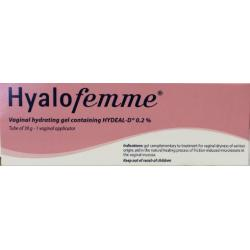 Hyalofemme vaginale gel