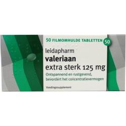 Valeriaanextract 125 mg