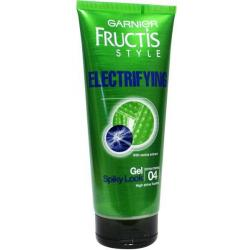 Fructis style gel electrifying gel ultra strong