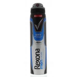 Deodorant spray dry cobalt for men
