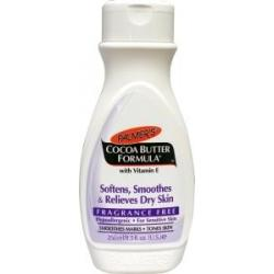 Cocoa butter formula lotion geurvrij