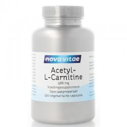 Acetyl l carnitine 588 mg