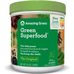Green original superfood