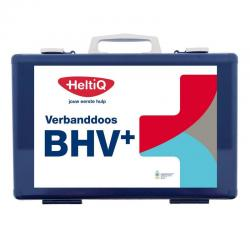 Verbanddoos BHV bouw & industrie met modules
