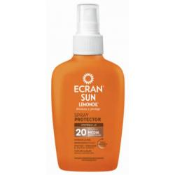 Sun milk carrot spray SPF20