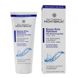Rich moisturizing body balm