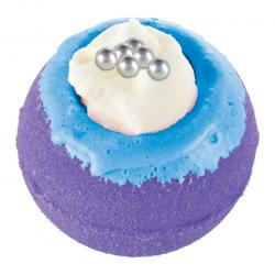 Bath ball blueberry cake