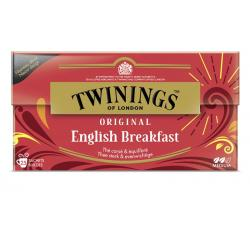 English breakfast envelop zwart