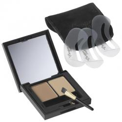 Eyebrow make up duo brown
