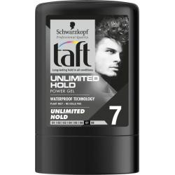Unlimited hold power gel flacon