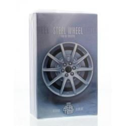 Steel wheel eau de toilette