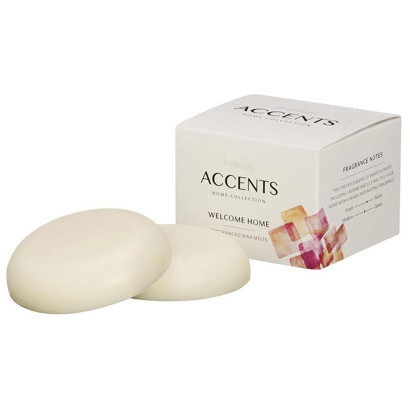 Accents waxmelts welcome home