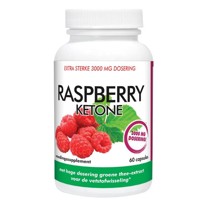 Raspberry ketone burner