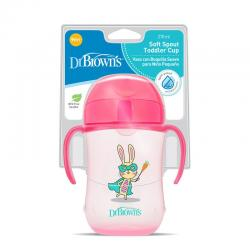 Beker super hero roze 270 ml