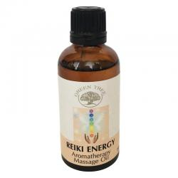 Massage olie reiki energy
