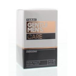 Gentle mens care eau de toilette energizing