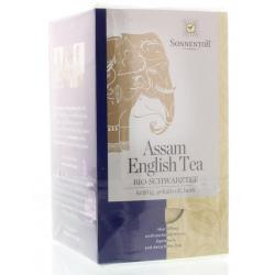 Assam English zwarte thee bio