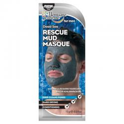 Gezichtsmasker men rescue mud masque dead sea