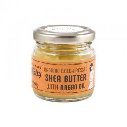 Shea & argan butter