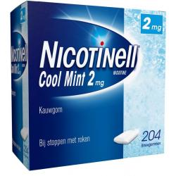 Kauwgom cool mint 2 mg