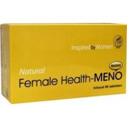 Natural female health meno
