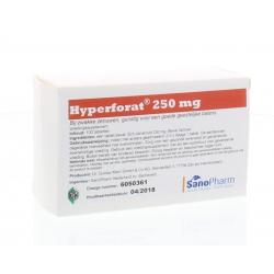 Hyperforat 250 mg