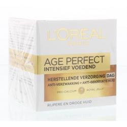 Age perfect intense nutri dagcreme