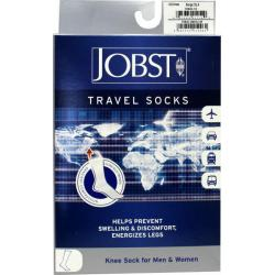 Travel socks beige maat 4 (43-44)