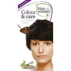 Colour & Care 3 dark brown