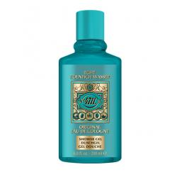 Eau de cologne shower gel