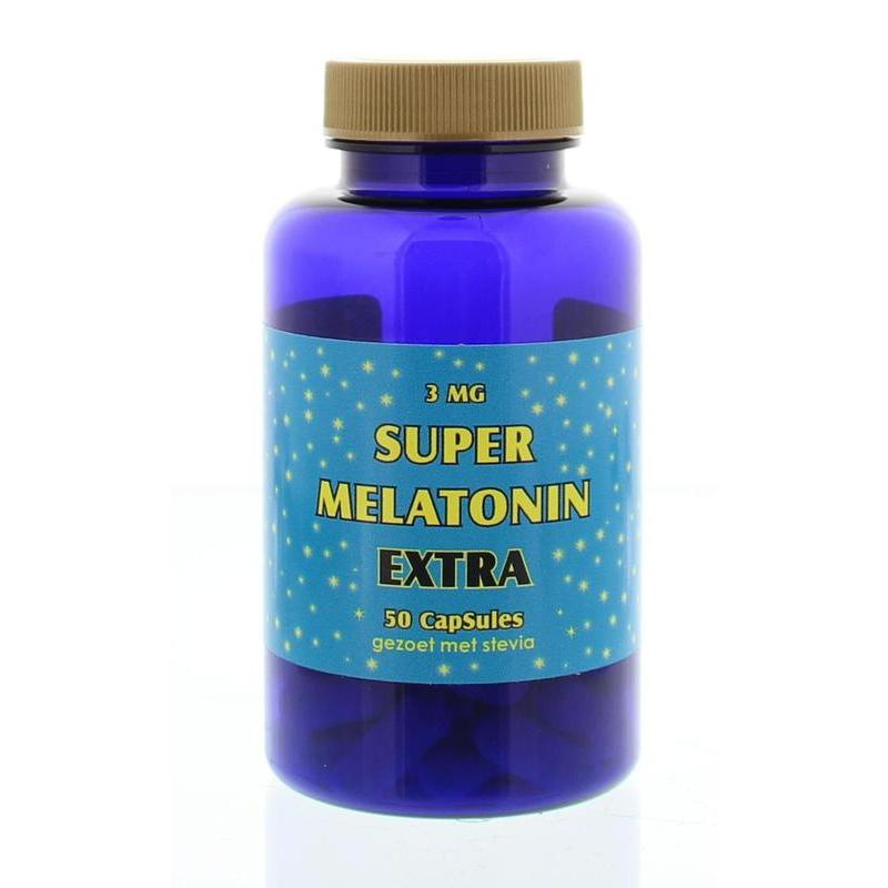 Melatonine super extra
