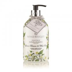 Royale bouquet handlotion lemonblossom & whiterose