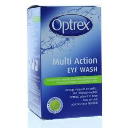 Multi action eye wash oogdouche