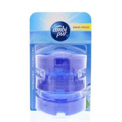 Flush fresh water & mint refill 55 ml