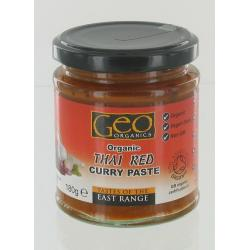 Curry paste thai red