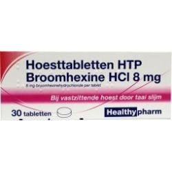 Broomhexine hoest 8 mg