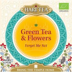 Forget me not green tea & flower