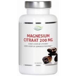 Magnesium citraat 200 mg