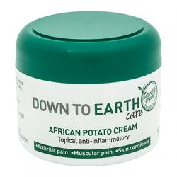 African potato bodycreme