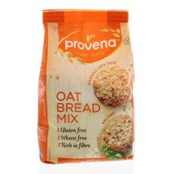 Haverbroodmix oat bread mix glutenvrij