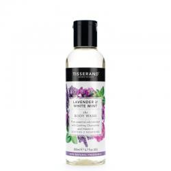 Bodywash lavender white mint