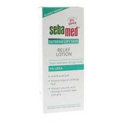 Extreme dry urea relief lotion 5%