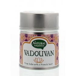 Vadouvan blikje natural spices