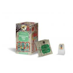 Moroccan mint tea bio