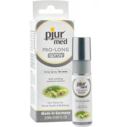 Med pro-long spray glijmiddel