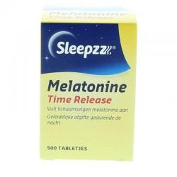Melatonine time release 0,1 mg