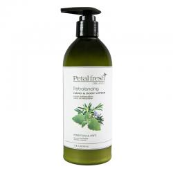 Hand & bodylotion rosemary & mint