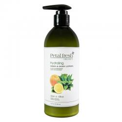 Hand & bodylotion aloe & citrus