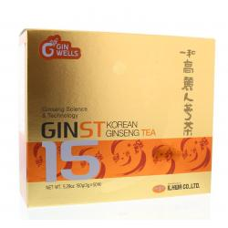 Ginst15 Korean ginseng tea