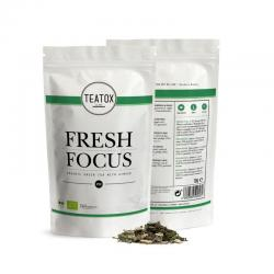 Fresh focus green tea ginkgo bio refill